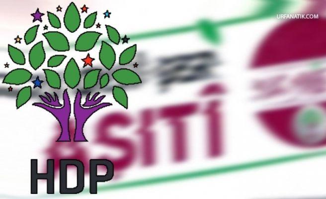 HDP'nin Pankartı Mahkeme Kararıyla Kaldırıldı