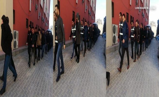 Gözaltına alınan 26 FETÖ'cülerden 4'ü tutuklandı