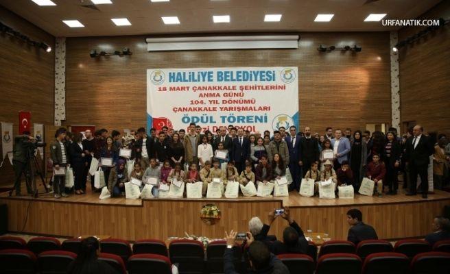Dereceye Giren Öğrenciler Çanakkale Yolcusu