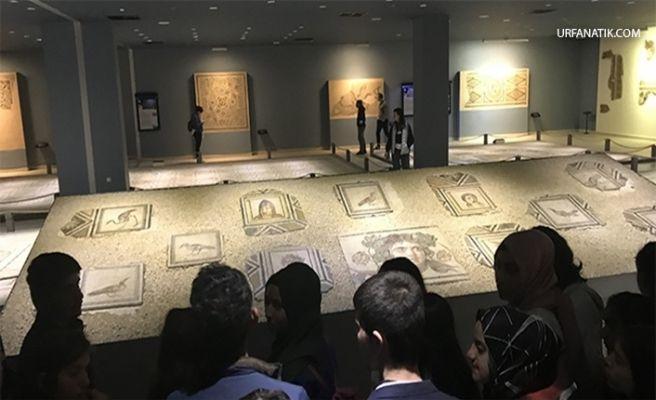 Çingene Kızı Mozaiğini 3 Ayda 35 Bin Kişi Ziyaret Etti