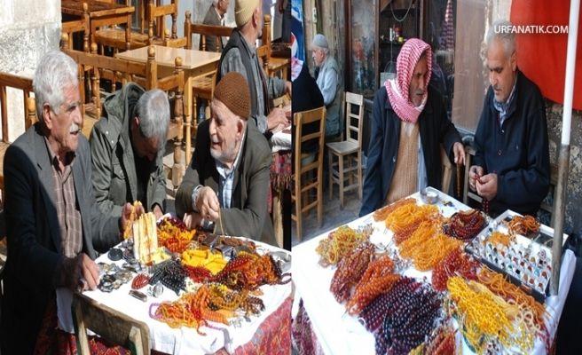 Urfa'da Tesbihler Büyük İlgi Görüyor