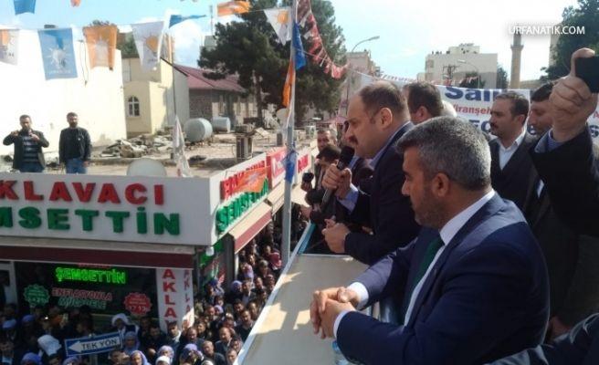 Gülpınar AK Parti'nin Gücüne Güç Katıyor