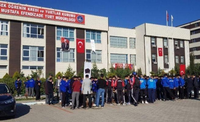 KYK'lar Arası İl Futbol Turnuvası tamamlandı