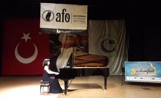 5. Adıyaman Uluslararası Müzik Festivali devam ediyor