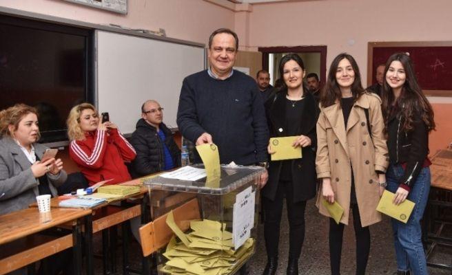 """Giresun Belediye Başkan adayı Aksu: """"Söz sırası halkımızda"""""""