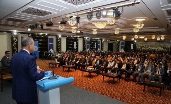 ALKÜ'nün Uluslararası kongresi Alanya'da yapıldı