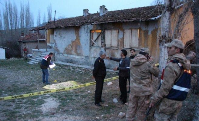 Amasya'da silahlı kavga: 9 yaralı