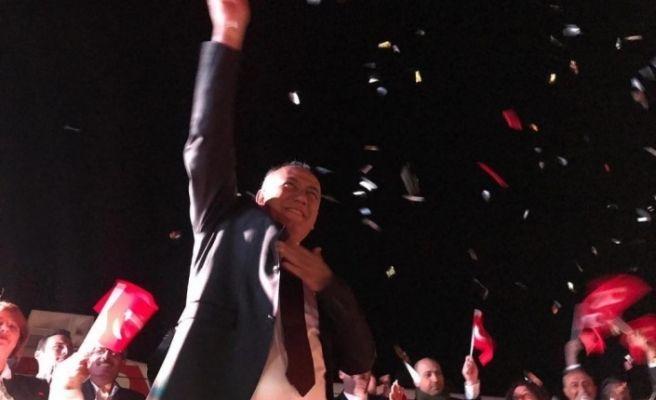 Söke'nin yeni Belediye Başkanı Levent Tuncel oldu