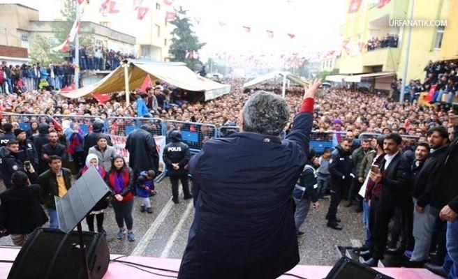 Başkan Adayı Bucak'tan Siverek Halkına Teşekkür