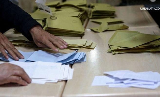 Şanlıurfa Dahil 21 İlde Oyların Yeniden Sayılmasına Karar Verildi