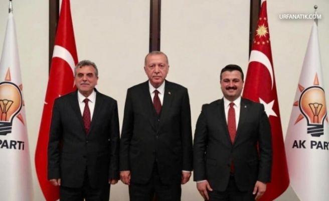 Cumhurbaşkanı Erdoğan'dan Urfalılara Mesaj!