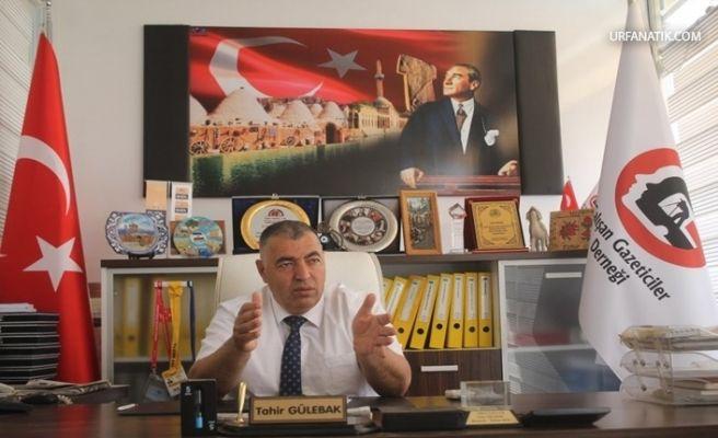 Başkan Gülebak'tan Kandil Mesajı