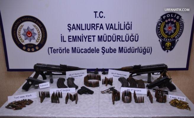 Şanlıurfa'da Terör Operasyonu Çok Sayıda Gözaltı…