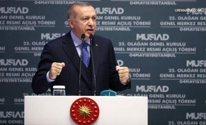 Erdoğan'dan Belediye Meclislerine Uyarı!