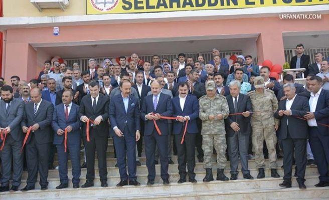 Siverek'in En Büyük Eğitim Tesisi Hizmete Açıldı
