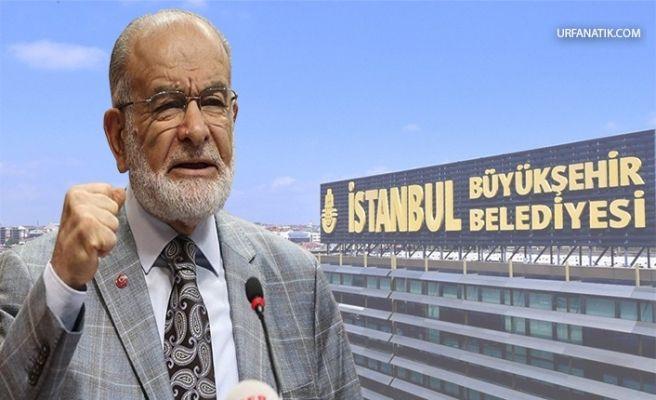 Saadet Partisi'nden Flaş İstanbul Kararı