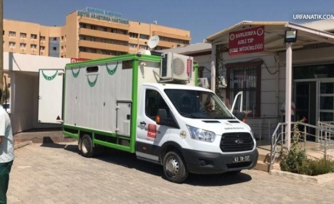 Urfa'da Traktörün Altında Kalan Adam Feci Şekilde Can Verdi