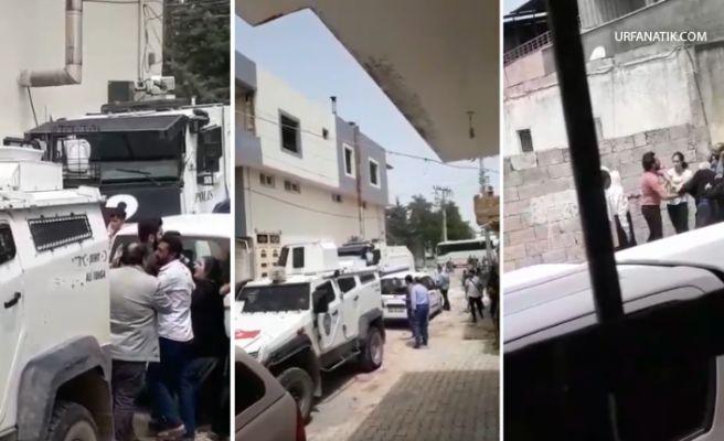 Viranşehir'de Kazı Gerginliği:3 Yaralı,1 Gözaltı