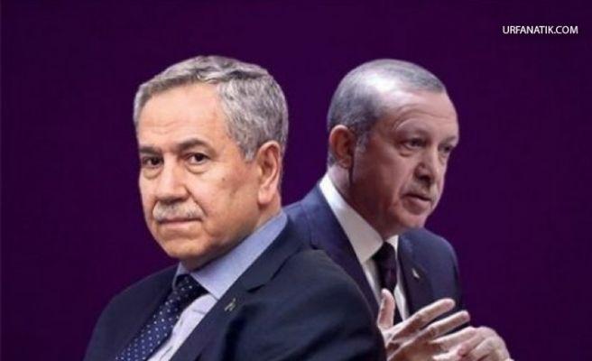 Başkan Erdoğan'dan Arınç'a Yeni Görev