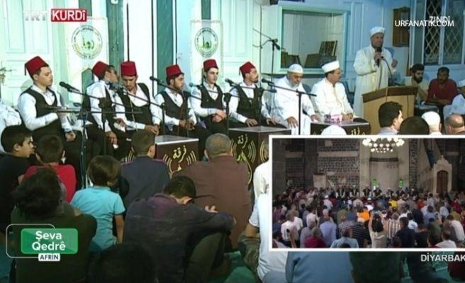 Kadir Gecesine TRT Kurdi Yayınları Damga Vurdu