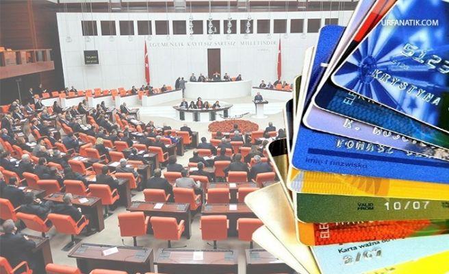 Kredi Kartı Borçlularını Sevindirecek Gelişme! Meclise Taşındı