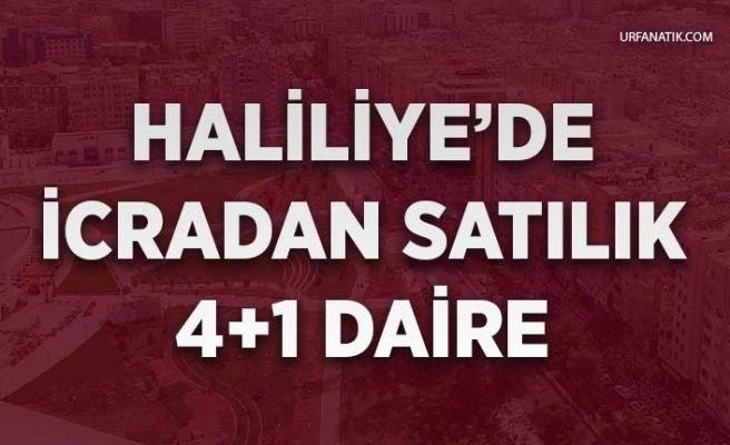 Haliliye'de İcradan Satılık 4+1 Daire