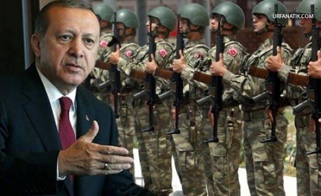 Başkan Erdoğan'dan Yeni Askerlik Sistemi İle İlgili Flaş Açıklama