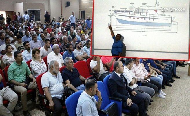 Suya Hasretiz, Şimdi Gemi Ehliyeti Sınavı Yapıyoruz