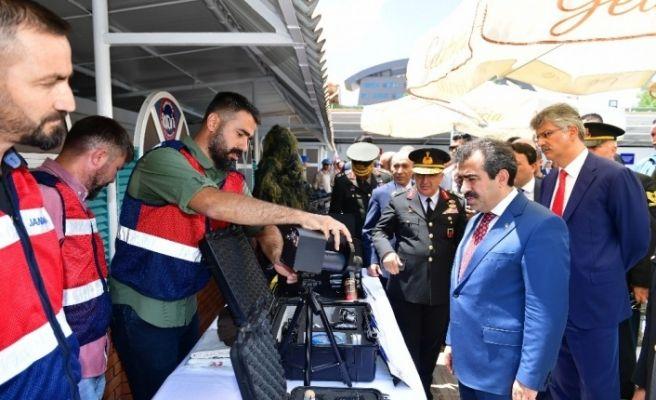 Diyarbakır'da jandarma teşkilatının 180. yıl dönümü kutlandı