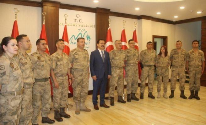 Jandarma Teşkilatı'nın 180. kuruluş yıldönümü