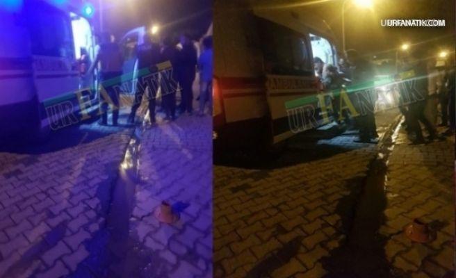 Eyyübiye'de İki Grup Arasında Bıçaklı Kavga; Yaralı Var!