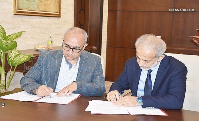 Harran Üniversitesi ile Gençlik ve Spor İl Müdürlüğü Arasında Protokol İmzalandı