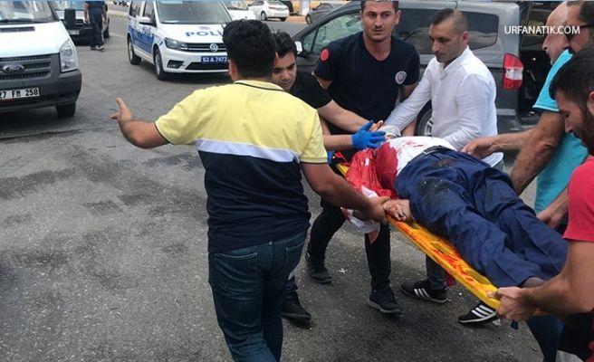 Şanlıurfa'da Trafik Kazası: Ölü Ve Yaralılar Var!