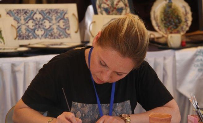 Gaziantep'te 2. Geleneksel Hayat Boyu Öğrenme Şenliği
