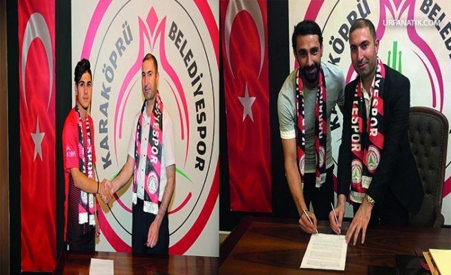 Karaköprü Belediyespor'dan İç Transfer Hamlesi