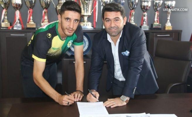 Urfaspor'a Bir Transfer Daha