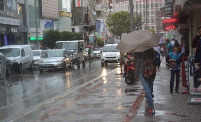 Balıkesir için sağanak yağmur uyarısı yapıldı
