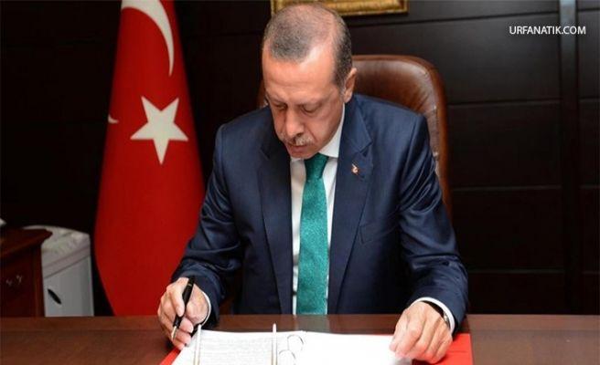 Flaş Atama! Cumhurbaşkanı Erdoğan'ın İmzasıyla Yayımlandı