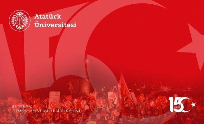 15 Temmuz Demokrasi ve Millî Birlik Günü