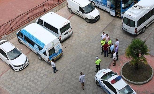Belediyeye Haciz... Araçlar Polis Nezaretinde Götürüldü