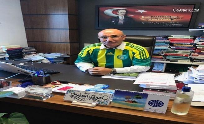 """Şanlıurfaspor'a """"Başakşehir"""" Operasyonu!"""