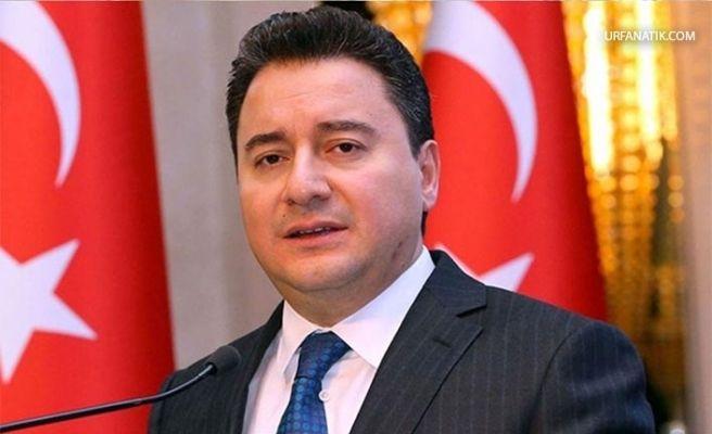 Yeni Parti'nin Patentini Alan Ali Babacan'dan Flaş Çağrı
