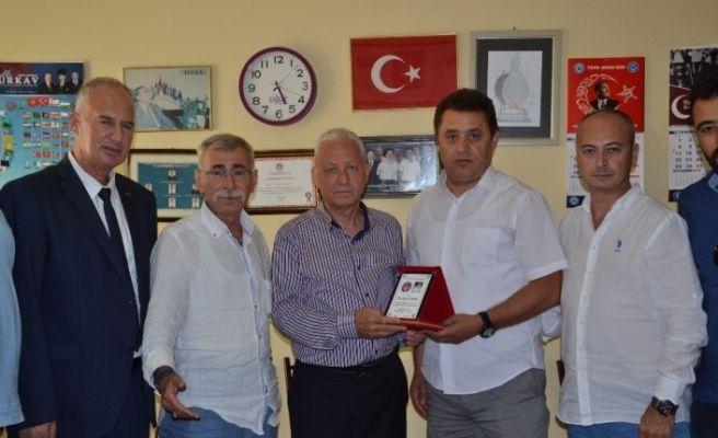 Dr. Fakı ödülü, Dr. Çalışkan'a verildi