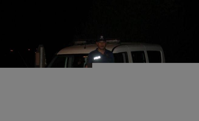 Şuhut'ta Trafik ve Asayiş ekiplerinden yol denetimi