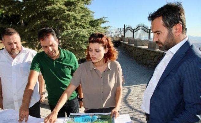 """Başkan Şerifoğulları,  """"Harput turizmde önemli bir noktaya gelecek"""""""