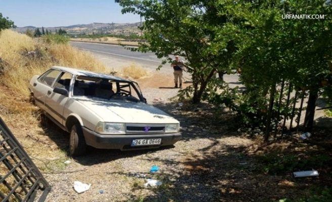 Otomobil Anne Ve Çocuklarına Çarptı: 6 Yaralı
