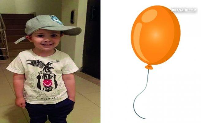 Patlayan Balon Küçük Çocuğun Sonu Oldu!