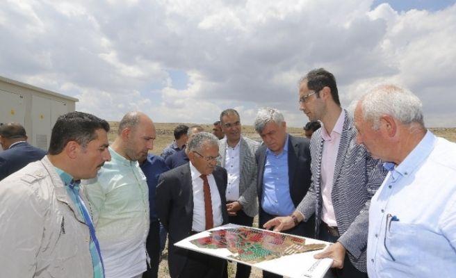 Başkan Büyükkılıç, Beydeğirmeni Projesi'nde 2. Grup talep toplamalarına başlandığını açıkladı
