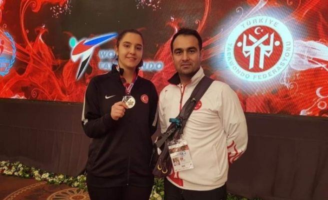 Beyza Basma, Avrupa Şampiyonası'nda