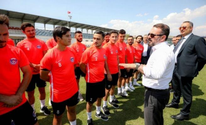 Sincan, 2019-2020 futbol sezonu açılışı yaptı
